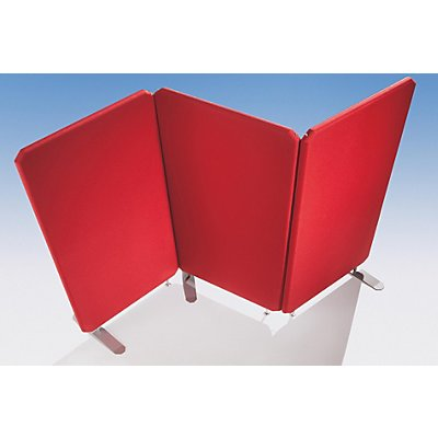 Premium Schallschutz-Trennwand - Wandpaneel Höhe 1200 mm