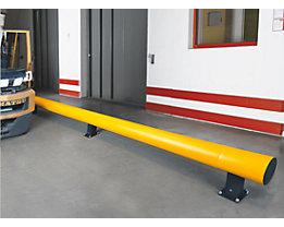 Pfosten für Verkehrsbarriere - Höhe 400 mm