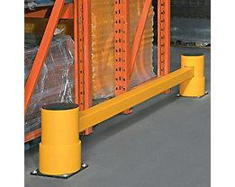 Regalendschutz - 1-zeilig, Höhe 375 mm