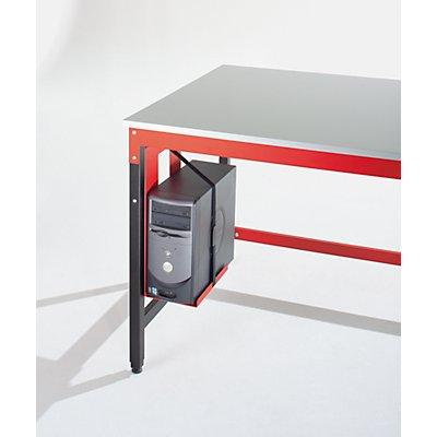 LEGRO CPU-Halter - HxBxT 550 x 225 x 500 mm - als Unterbau