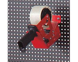 LEGRO Halterung - HxBxT 140 x 70 x 150 mm - für 50-mm-Klebeband-Abroller