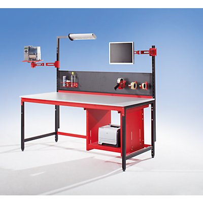 LEGRO Packtisch PROFI LINE - Grundelement - HxBxT 880 x 2000 x 900 mm