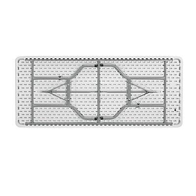 Sodematub Klapptisch, mit Kunststoffplatte - Höhe 740 mm