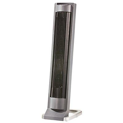 Säulenventilator mit Infrarot-Fernbedienung - HxBxT 865 x 235 x 280 mm
