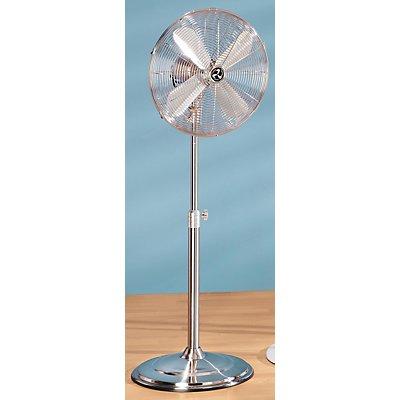Standventilator, höhenverstellbar - Rotorblatt-Ø 400 mm