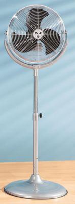 Standventilator, höhenverstellbar - 3 Gebläsestufen