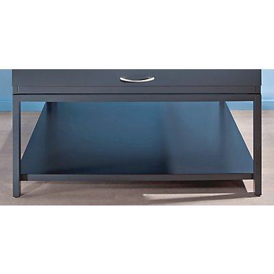 Untergestell mit Zwischenboden - Format DIN A1