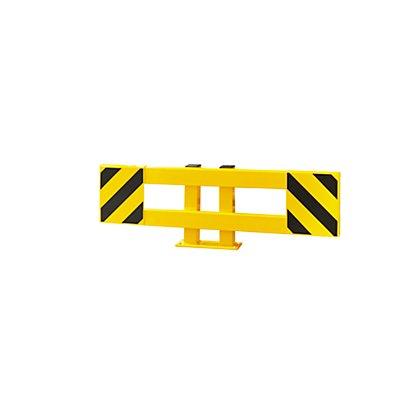 Regalschutz-Planken-Set - für Einfachregal, ausziehbar 900 – 1300 mm