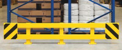 Regalschutz-Planken-Set - für Doppelregal, ausziehbar 2300 – 2700 mm