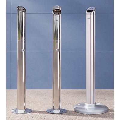 Standascher - Aluminium - mit Innenbehälter