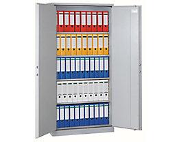 Stahl-Büroschrank - HxBxT 1950 x 950 x 500 mm