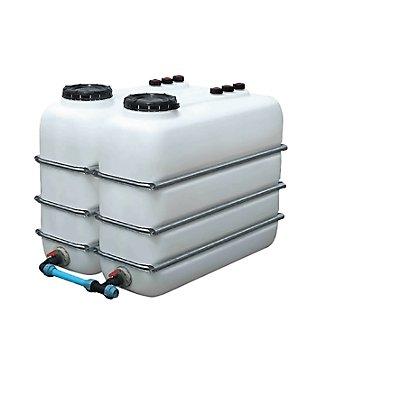 Raumspartank - Inhalt 3000 Liter - lebensmittelechtes PE