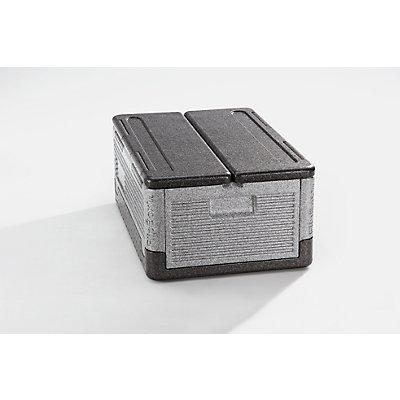 OVERATH Flip-Box® aus Polypropylen, VE 2 Stk - ohne Deckel
