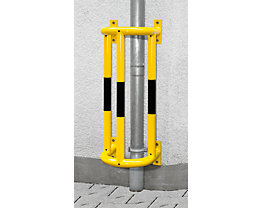 Rammschutz für Rohre - Wandmontage