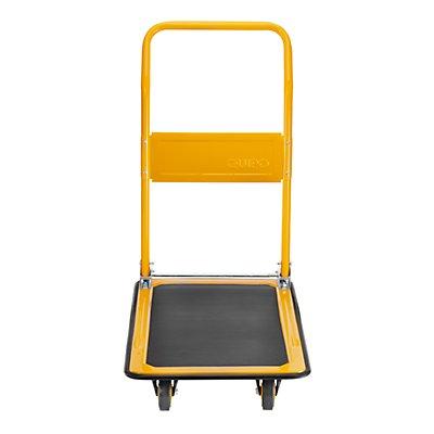 QUIPO Plattformwagen - Tragfähigkeit 170 kg