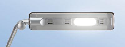 MAUL LED-Leuchte - 9 Watt, dimmbar - silber
