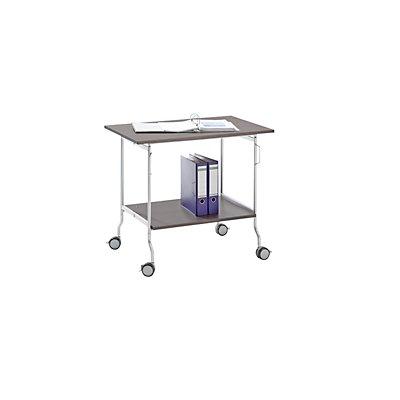 Falttisch-Wagen - Platte oben 900 x 575 mm - Breite gefaltet 160 mm