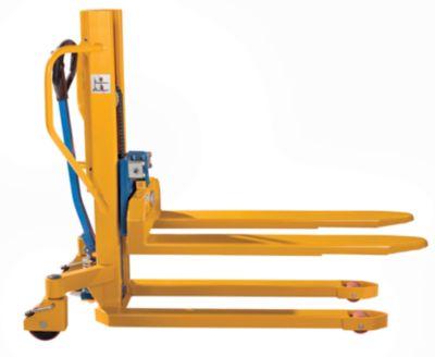 Palettenheber - Gabel fest - Tragfähigkeit 800 kg
