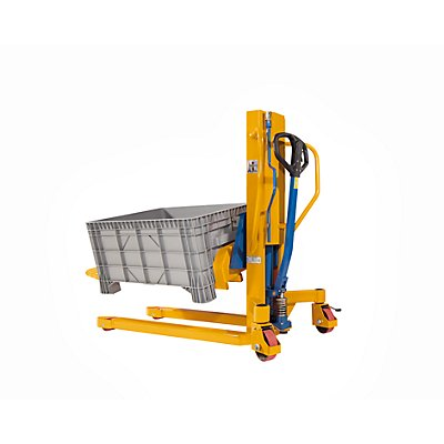 Palettenheber - Gabel neigbar - Tragfähigkeit 800 kg