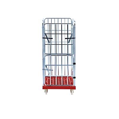 E.S.B. Rollbehälter MODULAR - Kunststoff-Rollplatte