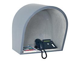 Telefonhaube - HxBxT 615 x 590 x 470 mm