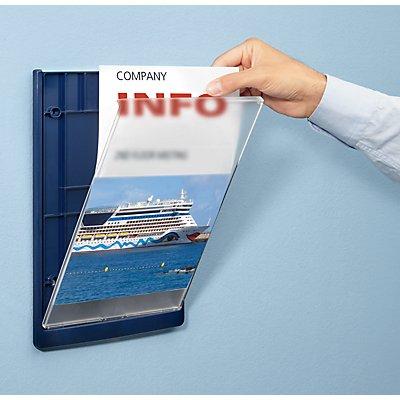 Durable Infoschild - HxBxT 325 x 235 x 15 mm, VE 5 Stk