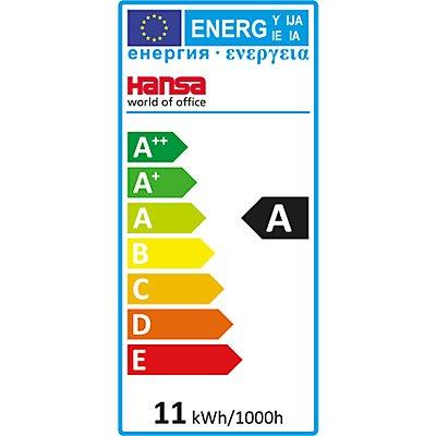 Lampe à faible consommation - puissance 11 W