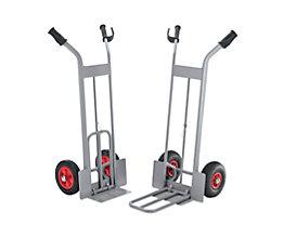 Paket- und Stapelkarre - Tragfähigkeit 200 kg