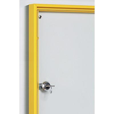 Schaar-Design Schaukasten für innen - für Format 2 x 1 DIN A4