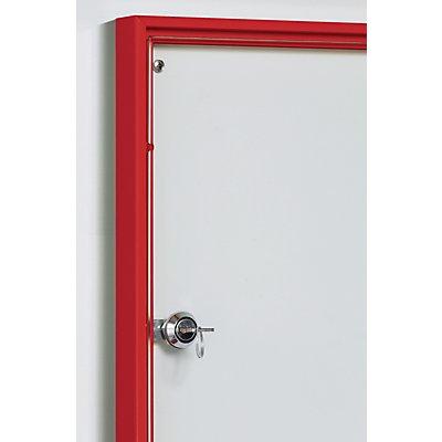 Schaar-Design Schaukasten für innen - für Format 2 x 2 DIN A4