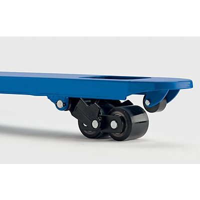 Paletthubwagen - verzinkt - Gabellänge 1150 mm