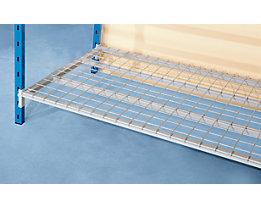 ManOrga Gitterboden-Auflage - VE 2 Stk - BxT 1000 x 400 mm
