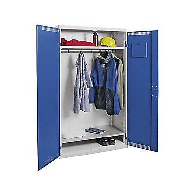 stumpf Garderobenschrank - 2 Fachböden