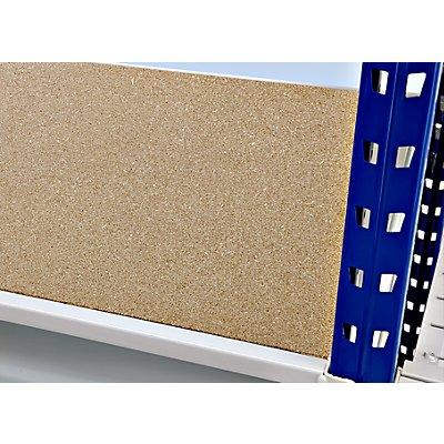 ManOrga Schwerlast-Großfachregal - mit Spanplatten-Auflagen