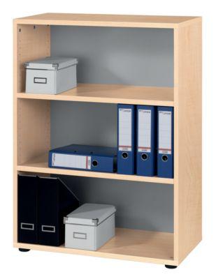 office akktiv RENATUS Regal - HxB 1100 x 800 mm, 2 Fachböden