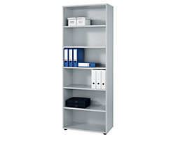 office akktiv RENATUS Regal - HxB 2154 x 800 mm, 5 Fachböden