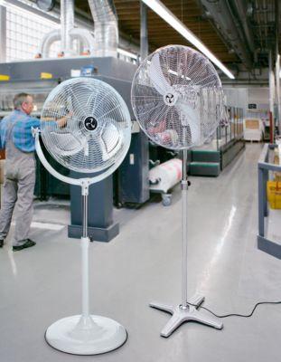 Industrieventilator - Standmodell IPX4, Korb-Ø 495 mm