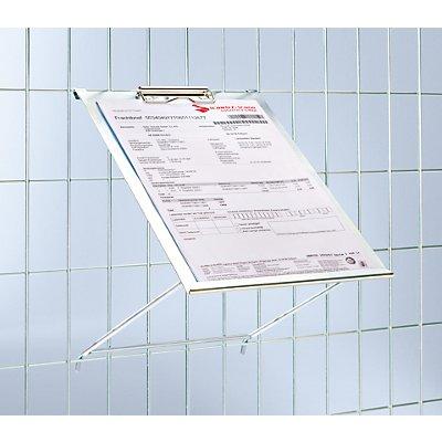Klemmbrett - einhängbar - DIN A4