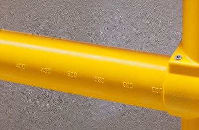 Säulenschutz - flexibel, Höhe 1000 mm