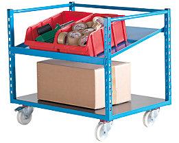 EUROKRAFT Transportwagen - inkl. Ablageboden