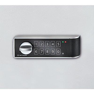 Inter Sicherheits Service Elektronikschloss - 1 Master- und 9 Benutzer-Codes - Mehrpreis