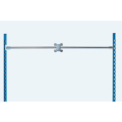 Monitorhalterung - Breite 1500 mm, lichtblau