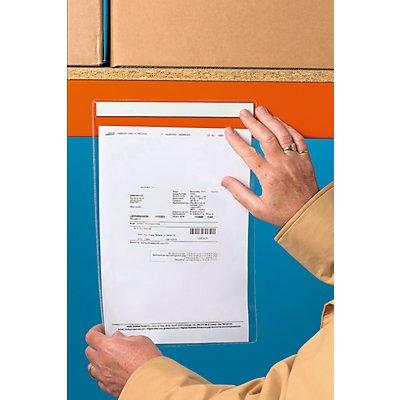 Dokumentenhüllen - mit Magnetstreifen