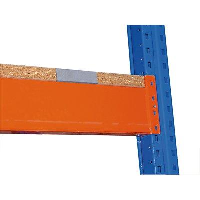 Schulte Spanplatte, aufgelegt - 2-teilig, für Trägerlänge 3600 mm