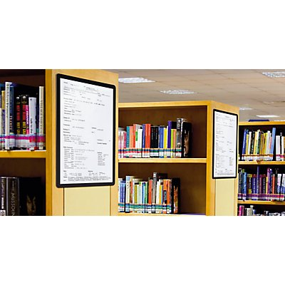 Rahmen mit Klarsichtfolie - Papierformat A3, VE 10 Stk