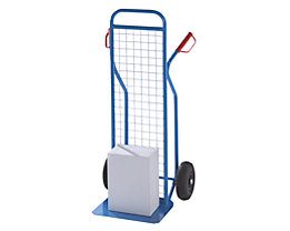 EUROKRAFT Diable version grillagée - charge max. 350 kg