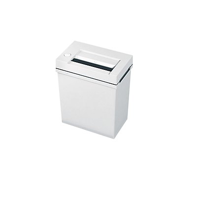 IDEAL Destructeur de documents de bureau EASY-TOUCH - équipement professionnel, hauteur 428 mm