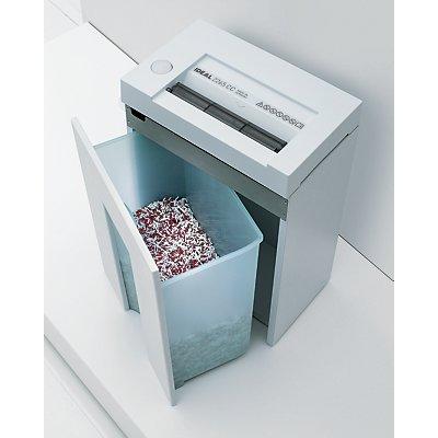 IDEAL Destructeur de documents de bureau EASY-TOUCH - équipement confort, hauteur 516 mm