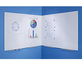 Whiteboard-Modul - 1000 x 1500 mm