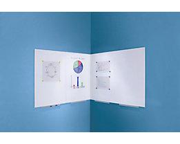 Tableau blanc modulaire - 1000 x 1500 mm